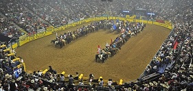 Las Vegas Rodeo >> National Finals Rodeo Tickets
